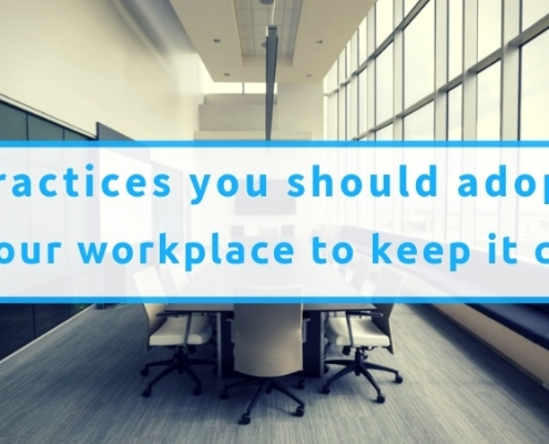 Office Cleaning Tips